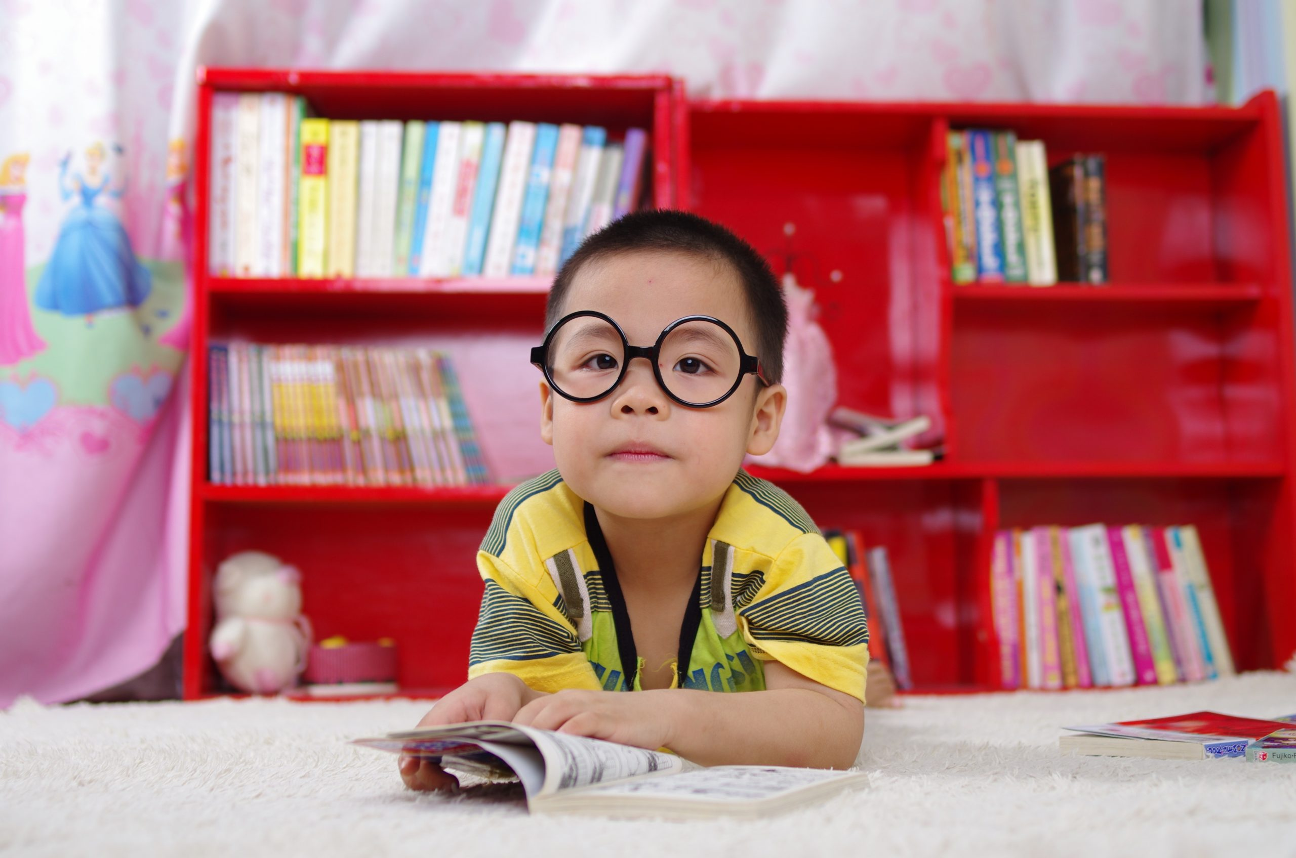 Nurturing The Habit of Reading Is A Prime Aspect of Child Care