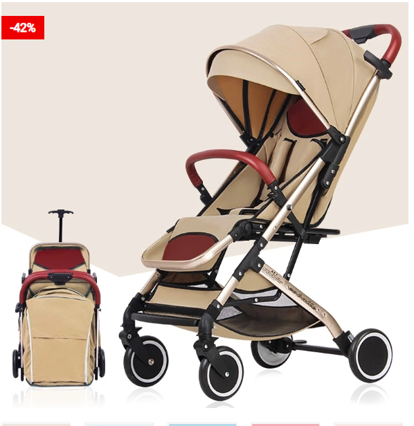 How To Use Travel Stroller?