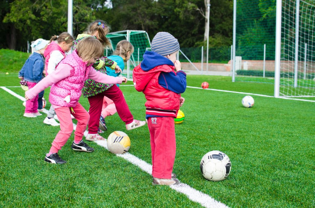 Childhood Development: Early Physical Activity