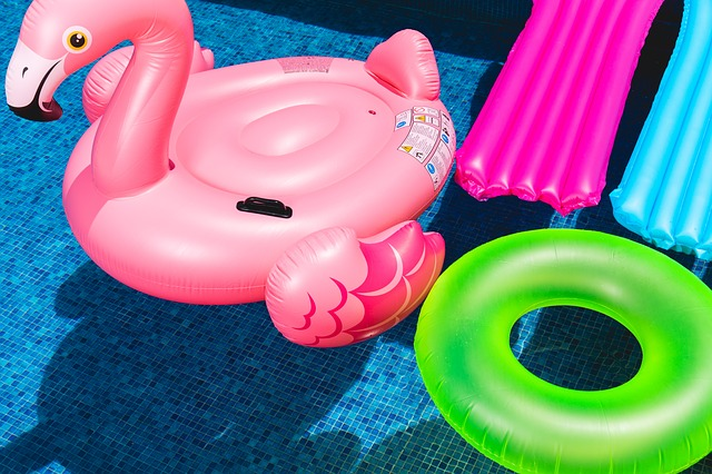 Pool Toys For Kids Inflatable Pool Float
