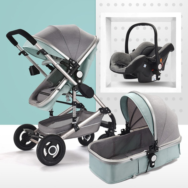 Baby Stroller 3in1 Lightweight For You